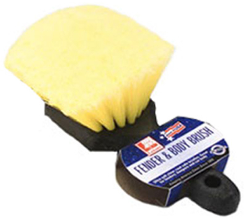 "Laitner 8"" Fender & Body Scrub Brush"