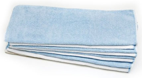 Laitner Micro Fiber Cleaning Towels 3 Pack