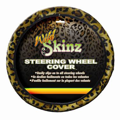Click here for Leopard Print Steering Wheel Cover prices