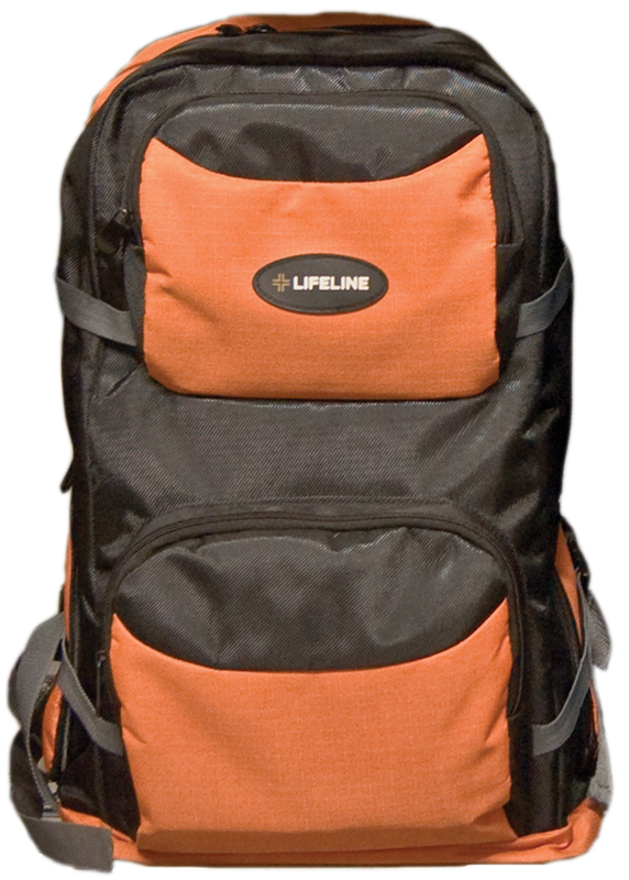 Lifeline One Person 72 Hour Premium Emergency & Disaster Kit