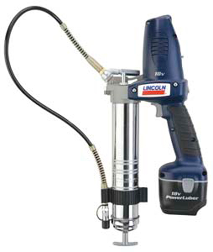 Lincoln 18 Volt Cordless Grease Gun Kit