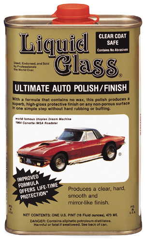 Liquid Glass Ultimate Auto Polish 16 oz.