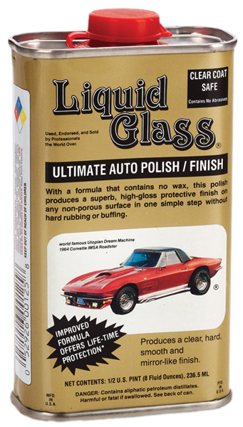 Liquid Glass Ultimate Auto Polish 8 oz.