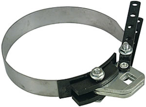 Lisle Adjustable Oil Filter Wrench