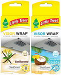 Little Tree Visor Wrap Steadi-Scent Air Fresheners