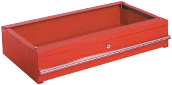 Locking Drawer For Service Cart