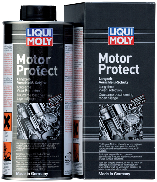 Lubro-Moly Motor Protect Synthetic Oil Additive 16.9 oz