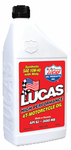 Lucas High Performance Synthetic 4T Motorcycle Oil (1 Qt.)