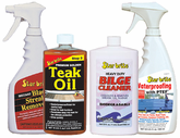 Marine Cleaners & Protectants
