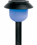 Maxsa Solar-Powered Color Changing Path Light
