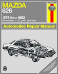 Mazda 626 Haynes Repair Manual (1979-1982)