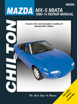 Mazda MX-5 Miata Chilton Repair Manual (1990-2014)