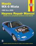 Mazda MX-5 Miata Haynes Repair Manual (1990-2009)