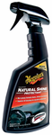 Meguiar's Natural Shine Vinyl & Rubber Protectant  (16 oz.)