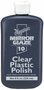 Meguiar's Professional Clear Plastic Polish (8 oz.)