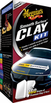Meguiars Smooth Surface Clay Detailing Kit