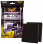 Meguiars Ultimate Pre-Treated Black Trim Sponges (Pair)