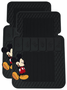 Mickey Mouse & Friends Rubber Floor Mats (Pair)