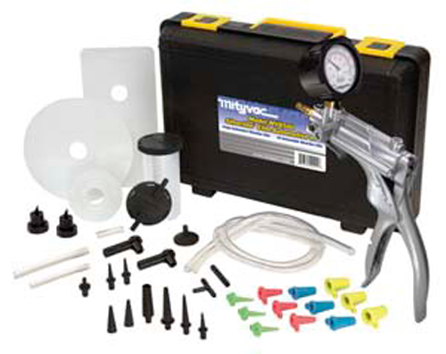 Mityvac Silverline Elite Automotive Repair and Diagnostic Kit