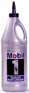 Mobil 1 75W-90 Synthetic Gear Lube 1 qt
