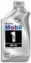 Mobil 1 Synthetic 0W40 Motor Oil
