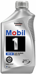 Mobil 1 Synthetic 5W20 Motor Oil