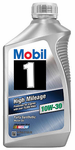Mobil 1 Synthetic High Mileage Motor Oil