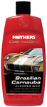 Mothers California Gold� Brazilian Carnauba Cleaner Wax (16 oz.)