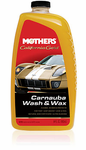 Mothers California Gold Carnauba Wash & Wax (64 oz)