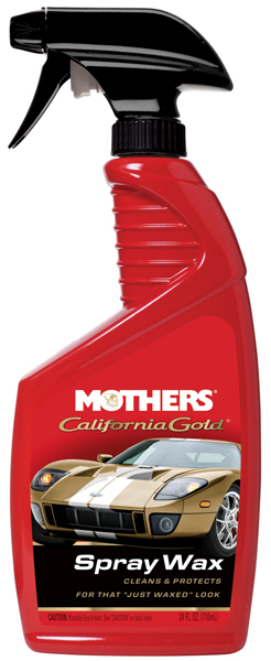 Mothers California Gold Spray Wax 24 oz
