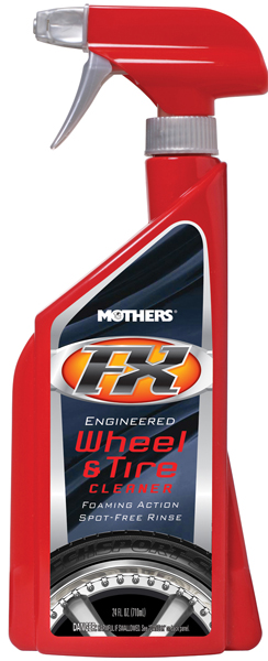 Mothers FX Foaming Wheel Cleaner 24 oz
