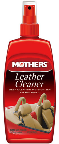 Mothers Leather Cleaner Spray