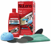 Mothers NuLens™ Headlight Renewal Kit & Microfiber Cloth Kit