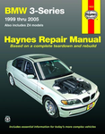MW 3-Series and Z4 Haynes Repair Manual (1999-2005)