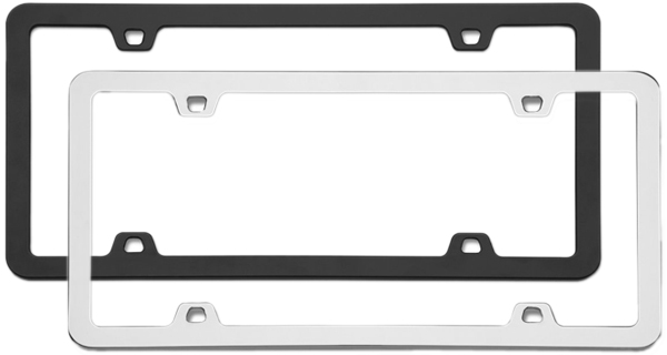 NEO License Plate Frames