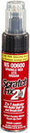 Nissan Sparkle Red 2-In-1 Scratch Fix Paint - A15 (2003-2009)