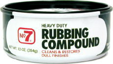 No. 7 Rubbing Compound 10 oz.