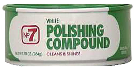 No.7 White Polish Compound