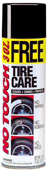 No Touch Tire Care