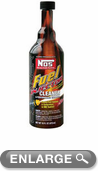 NOS Fuel Injector Cleaner & Performance Enhancer