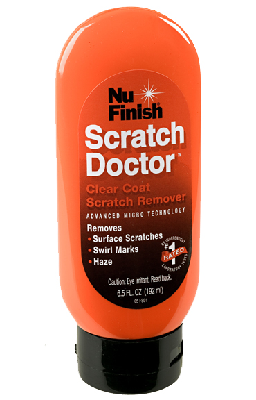 Nu Finish Scratch Doctor