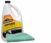 Armor All Original Shine Protectant (64 oz.) & Microfiber Cloth Kit