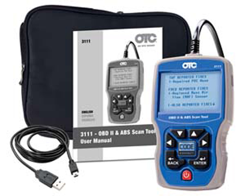 OTC Trilinqual OBDII Can and ABS Tool