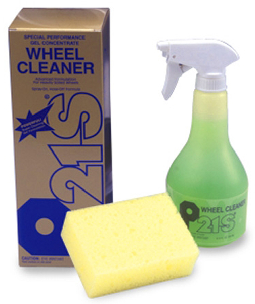 P21S Gel Wheel Cleaner 500 Ml Kit