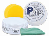 P21S Polishing Soap, Microfiber Cloth Kit