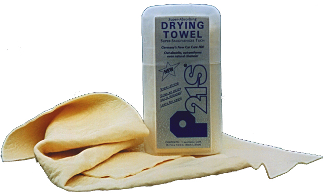 P21S Super-Absorbing Drying Towel