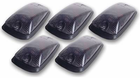 Pacer GM Style Smoke Five Cab Roof Running Lights Kit (1988-2002)
