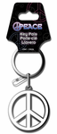 Peace Sign Keychain