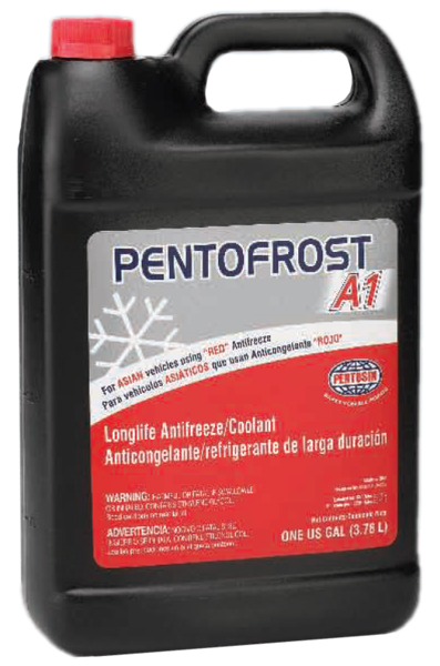 Pentofrost A1 Anti-Freeze/Coolant 1 Gal