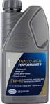 Pentosin 5W40 Synthetic High Performance II Motor Oil (1 Liter)